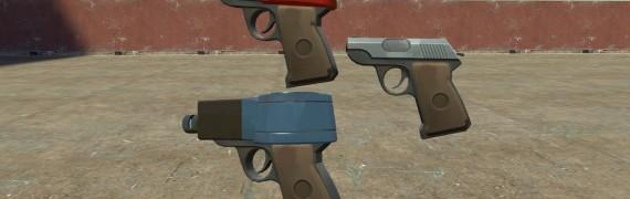 Sentry Pistol