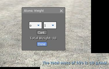 Substance Weight Calculator For Garry's Mod Image 1
