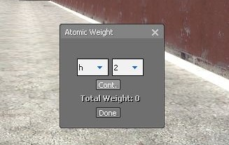 Substance Weight Calculator For Garry's Mod Image 2