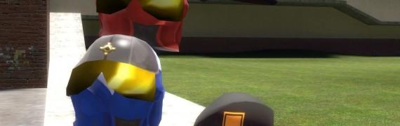 TF2 TFC Heavy Helmet