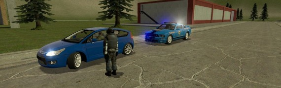 NFS Hot Pursuit sirens