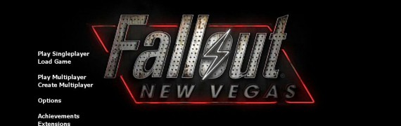 Fallout New Vegas Background