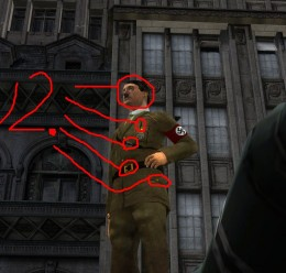 HD Adolf Hitler v2 For Garry's Mod Image 2