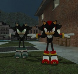 Mephiles Shadow form Hexed. For Garry's Mod Image 2