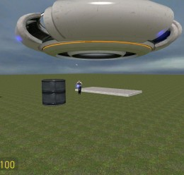 Portal ufo  hover.zip For Garry's Mod Image 3