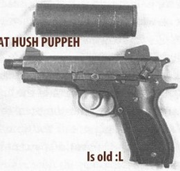 MK22 ''Hush Puppy'' Mod 0 For Garry's Mod Image 3