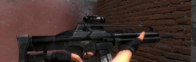 SCAR For Garry's Mod Image 1