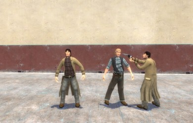 FoF Player Models For Garry's Mod Image 1