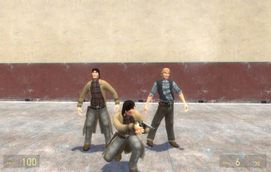 FoF Player Models For Garry's Mod Image 2
