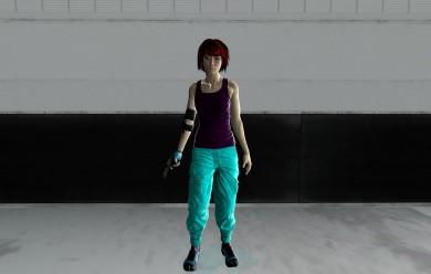 Faith Reskin For Garry's Mod Image 2