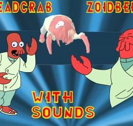 Dr. Zoidcrab For Garry's Mod Image 1