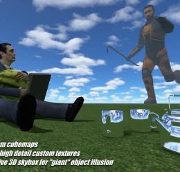 GM_Infinigrass For Garry's Mod Image 2