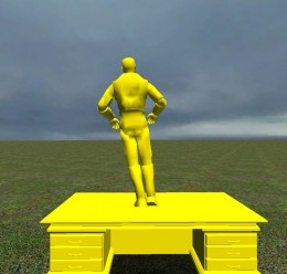 gordon_freeman_statue_v2.zip For Garry's Mod Image 2