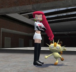 SSBB: Meowth For Garry's Mod Image 2