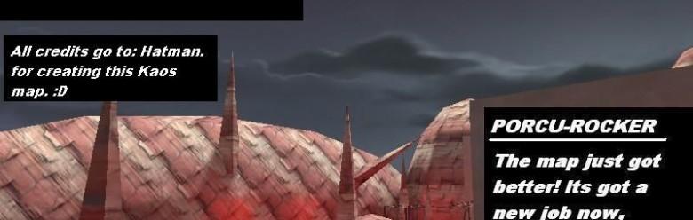 arena_volcanonight.zip For Garry's Mod Image 1
