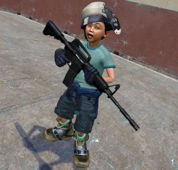 Asian Kid For Garry's Mod Image 1
