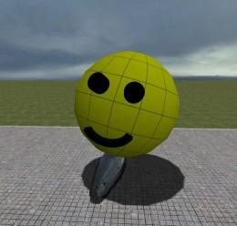 Flying smiley For Garry's Mod Image 1