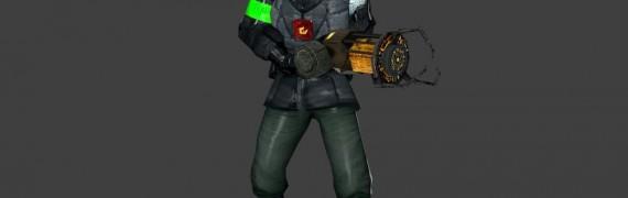 Lazlo Playermodel and NPC
