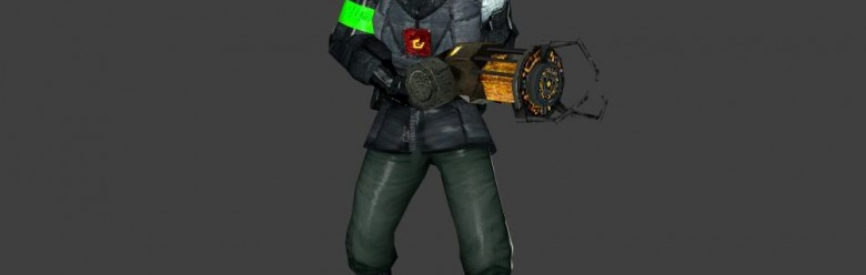 Lazlo Playermodel and NPC For Garry's Mod Image 1