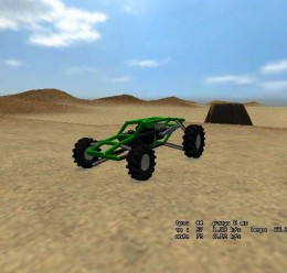 Green Sandrail For Garry's Mod Image 1