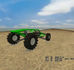 Green Sandrail For Garry's Mod Image 2