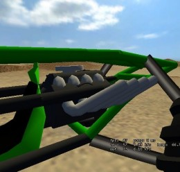 Green Sandrail For Garry's Mod Image 3