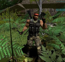 Jungle Madness + Old Bunker For Garry's Mod Image 1