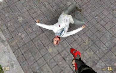 red_pistol.zip For Garry's Mod Image 2