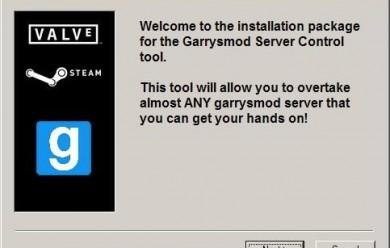 garrysmod_control.zip For Garry's Mod Image 1