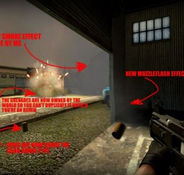 CSS Realistic Weapons 4.0 (Adm For Garry's Mod Image 2