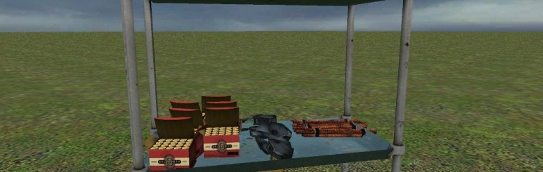 resupply_shelf.zip For Garry's Mod Image 1