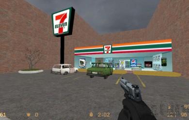 gm_7eleven_v1.zip For Garry's Mod Image 1