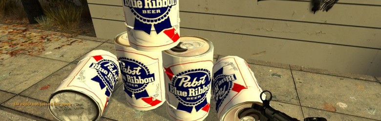 pabst_blue_ribbon_beer.zip For Garry's Mod Image 1