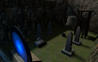 Stargate Map Pack 6 For Garry's Mod Image 1