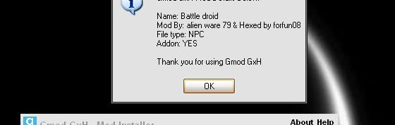 gmod_gxh_beta_0.1.zip For Garry's Mod Image 1