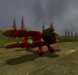 Flyable Tails' Tornado For Garry's Mod Image 1