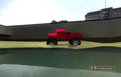 monster_truck.zip For Garry's Mod Image 1