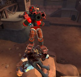 TF2 Meet the Robot For Garry's Mod Image 2
