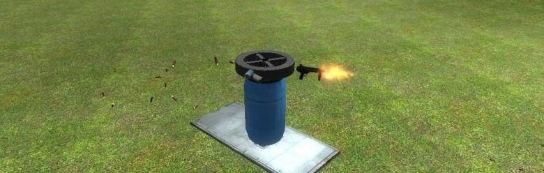 easy_turret.zip For Garry's Mod Image 1
