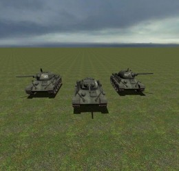 wwii_russian_vehicles.zip For Garry's Mod Image 1