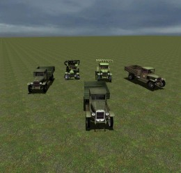 wwii_russian_vehicles.zip For Garry's Mod Image 3
