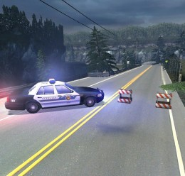 crown_vic_police_car.zip For Garry's Mod Image 2