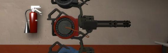 Sentry Minigun