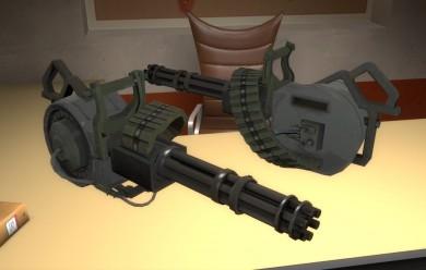 Sentry Minigun For Garry's Mod Image 2