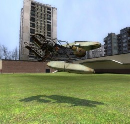 almost_zero_gravity_airboat.zi For Garry's Mod Image 3