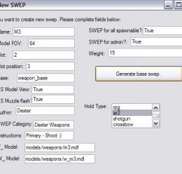 dx_swep_generator.zip For Garry's Mod Image 1