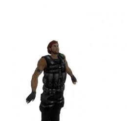 Guerilla Without Bandana skin For Garry's Mod Image 2