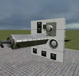 Auto Aiming Turret (3 axis) For Garry's Mod Image 1