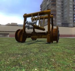 medieval_battering_ram.zip For Garry's Mod Image 1