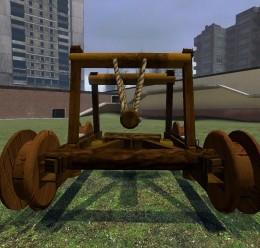 medieval_battering_ram.zip For Garry's Mod Image 2